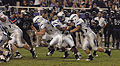Falcons on offense at Air Force at TCU 2010-10-23 2.JPG
