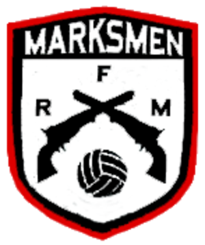 Fall River Marksmen - Image: Fallriver marksmen logo