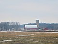 Farm with a Silo - panoramio (15).jpg
