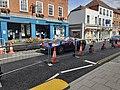 Farnham social distancing lane closure 2.jpg