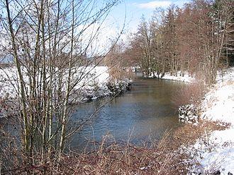 Fave - Winter, near Sainte-Marguerite