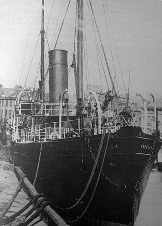SS Fenella (1881) - Fenella.