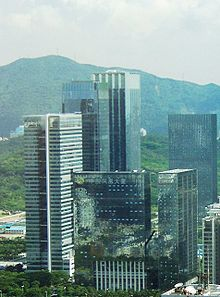 China Phoenix Building is the Shenzhen headquarter of Phoenix Television