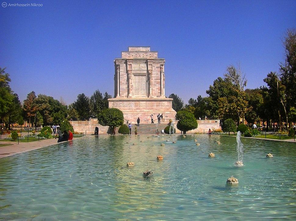 Ferdowsi Tomb in Mashhad (Toos) 03