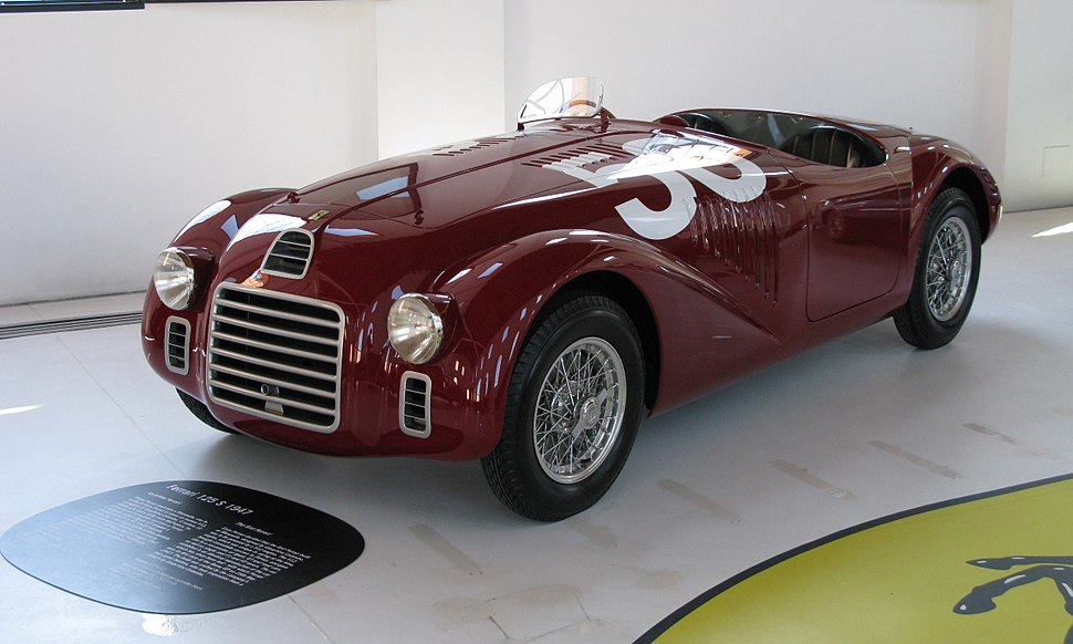 Ferrari 125 S fl