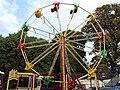 Ferris wheel, Birkenhead Park.JPG