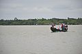 Ferry Boat Crossing River Matla - Godkhali - South 24 Parganas 2016-07-10 4807.JPG