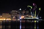Ferry et manches à air de nuit - Calvi - dsdm05286.jpg