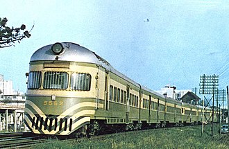 Fiat Ferroviaria - The first model of 7131 railcar for the Argentine railways.