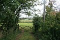 Field gate - geograph.org.uk - 1555687.jpg