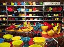 Fiesta (dinnerware) & Fiesta (dinnerware) - Wikipedia