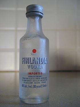 illustration de Finlandia (vodka)