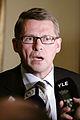 Finlands statsminister Matti Vanhanen vid Nordiska radets session i Helsingfors 2008-10-27.jpg