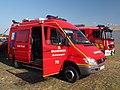 Fire engine Brandweer Antwerpen Duikteam, Unit A78 pic1.JPG