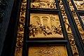 Firenze - Florence - Piazza di San Giovanni - View West on Porta del Paradiso 1452 by Lorenzo Ghiberti (Copy 2006) V.jpg