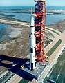 First Apollo 16 roll-out.jpg