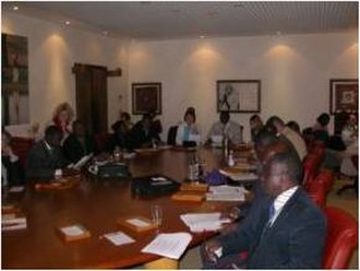 Agreement on the Conservation of Gorillas and Their Habitats - First MoP to the Gorilla Agreement, Rome, 29 November 2008