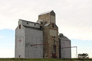 Fiske, Saskatchewan Organized Hamlet in Saskatchewan, Canada