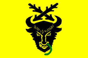 Bohdalov - Image: Flag of Bohdalov