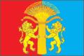 Flag of Kansky rayon (Krasnoyarsk krai).png