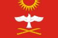 Flag of Kvarkensky selsovet.png