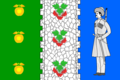 Flag of Nikolaevskoe (Uspensky rayon).png