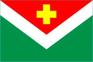 Spas-Demensk - Image: Flag of Spas Demensk