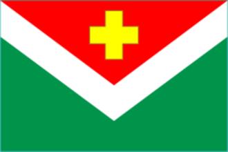 Spas-Demensky District - Image: Flag of Spas Demensk