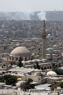 Al-Adiliyah Mosque Mosque in Syria