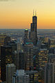 Flickr - Shinrya - Looking over the Willis Tower.jpg