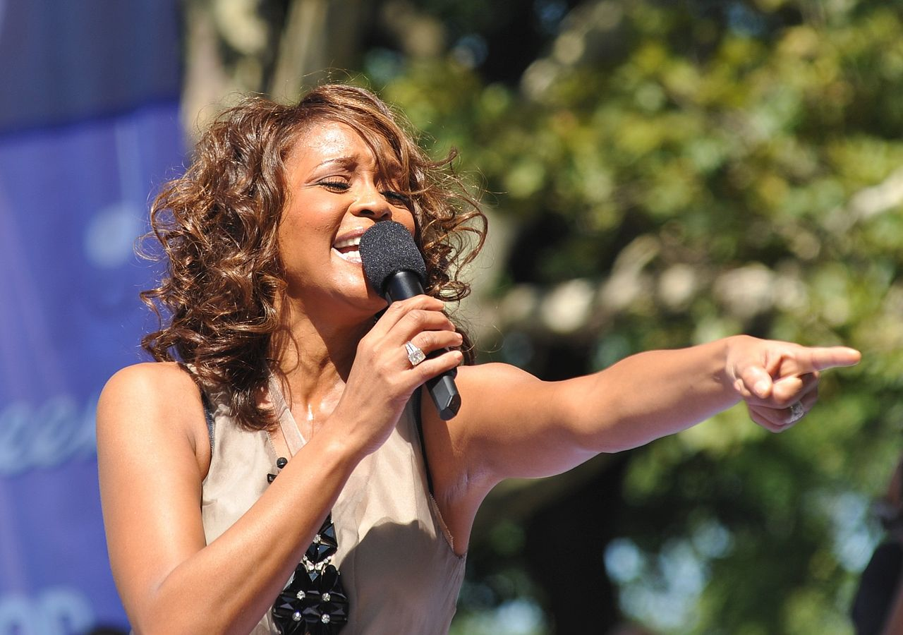 singing lessons that Whitney Houston would approve