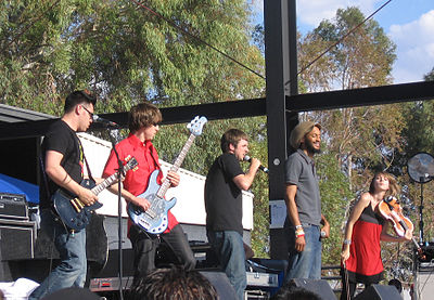 Picture of a band or musician: Flobots