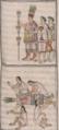 Florentine Codex Chapter 26 Huixtocihuatl's Sacrifice.png
