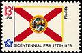 Florida Bicentennial 13c 1976 issue.jpg