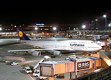 Flughafen Frankfurt Am Main Ankunft