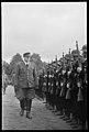 """Fo30141711060046 """"Germanske SS Norge paraderer på Slottsplassen"""" 1944-06-03 (NTBs krigsarkiv, Riksarkivet).jpg"""