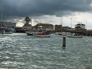 Folkestone Harbour - Image: Folkestone Harbour 0174