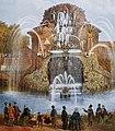 Fontein Kasteel Vaeshartelt, Maastricht (prent album P Regout, 1865).jpg
