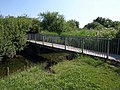 Footbridge, Hackney Marshes - geograph.org.uk - 1370372.jpg