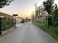 Footing de confinement en avril 2020 - voie Romaine à Beynost en arrivant sur Saint-Maurice-de-Beynost.jpg