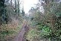 Footpath, Lympstone - geograph.org.uk - 1114333.jpg