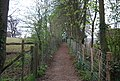 Footpath heading south from Chiddingstone - geograph.org.uk - 1260272.jpg