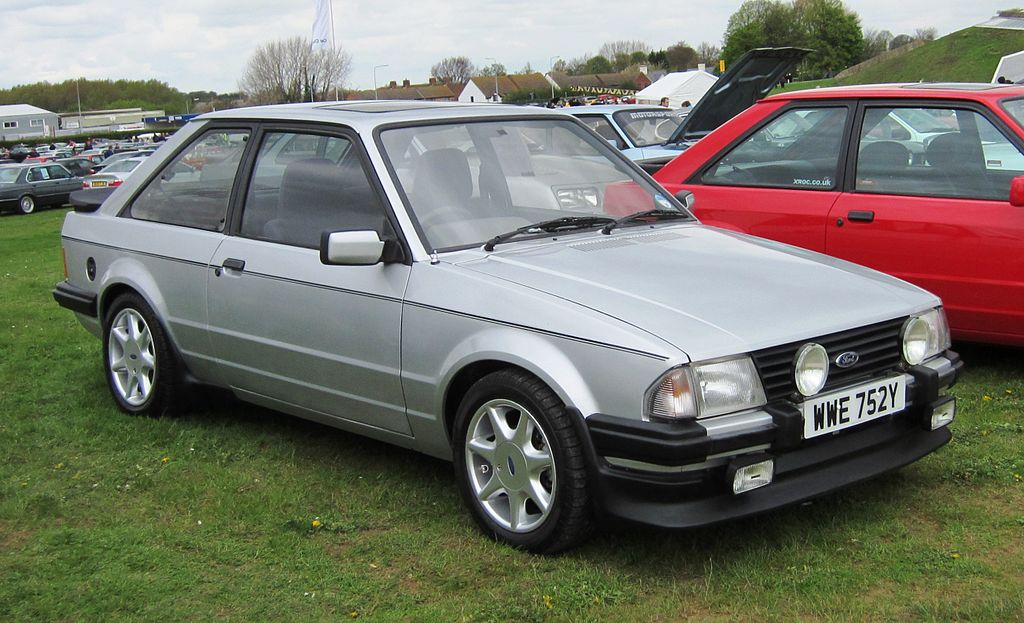 Ford Escort Xr3 Tuning - Fotos de coches - Zcoches