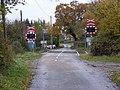 Fordley Road Level Crossing - geograph.org.uk - 1035733.jpg
