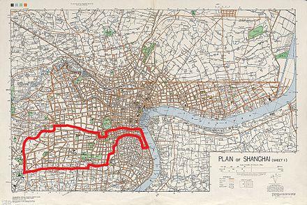 1935 地图全图