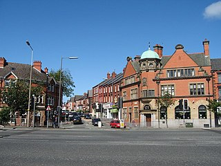 Aigburth District of Liverpool
