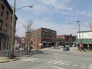 Putnam (CDP), Connecticut Census-designated place in Connecticut, United States