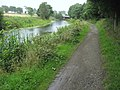 Forth and Clyde Canal approaching A807 - geograph.org.uk - 1465971.jpg