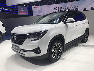 Dongfeng Fengxing T5 Chinese CUV