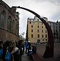 Fossar de les Morere, Monumento a los Fallecidos Panorama.jpg
